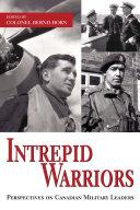 Pdf Intrepid Warriors
