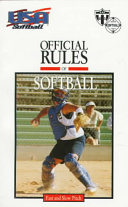 Official Rules of Softball 1998