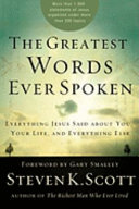 Pdf The Greatest Words Ever Spoken Telecharger