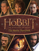Movie Storybook  The Hobbit  The Desolation of Smaug  Book