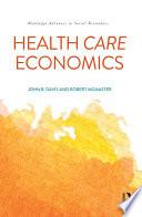 Health Care Economics Book