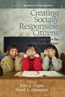 Creating Socially Responsible Citizens