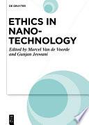 Ethics in Nanotechnology Book