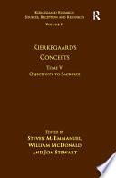 Volume 15 Tome V Kierkegaard S Concepts