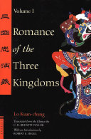 Romance of the Three Kingdoms Volume 1 Pdf/ePub eBook