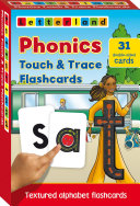 Phonics Touch   Trace Flashcards