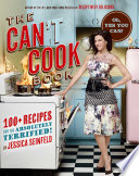The Can t Cook Book  with embedded videos  Book
