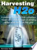 Harvesting H2o