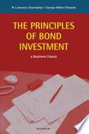 The Principles Of Bond Investment PDF