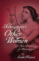 Shakespeare s Other Women