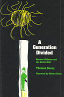 A Generation Divided