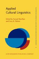 Applied Cultural Linguistics