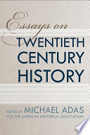 Essays on Twentieth Century History