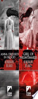 The Anna Dressed in Blood Duology image