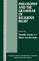 Philosophy and the Grammar of Religious Belief [Pdf/ePub] eBook