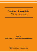 Fracture of Materials: Moving Forwards [Pdf/ePub] eBook