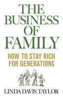 The Business of Family Pdf/ePub eBook