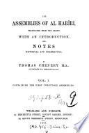 Containing the First Twenty six Assemblies