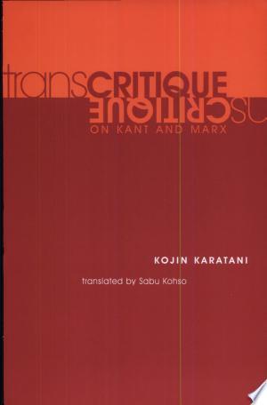 Download Transcritique Free Books - Reading New Books