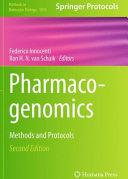 Pharmacogenomics Book