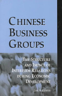 Chinese Business Groups