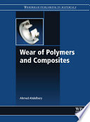 Wear of Polymers and Composites Book