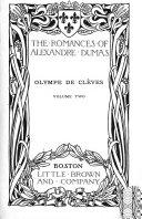 Olympe de Cl eves   The Marie Antoinette romances