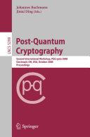 Post-Quantum Cryptography [Pdf/ePub] eBook