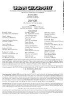 Urban Geography Book