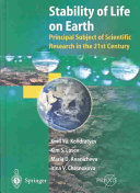 Stability of Life on Earth
