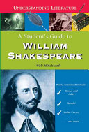 A Student's Guide to William Shakespeare
