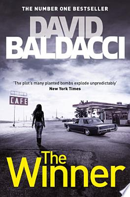 Book cover of 'The Winner' by David Baldacci