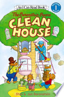 The Berenstain Bears Clean House Book