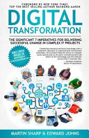 The Digital Transformation Book