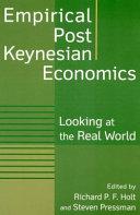 Empirical Post Keynesian Economics