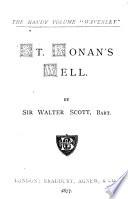 The Handy Volume  Waverly       St  Ronan s well