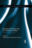 International Perspectives on Chicana o Studies