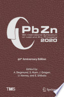 PbZn 2020  9th International Symposium on Lead and Zinc Processing