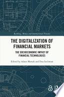 The Digitalization of Financial Markets