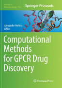 Computational Methods for GPCR Drug Discovery