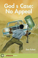 Books - Gods Case: No Appeal | ISBN 9780340940372