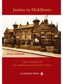 Justice in Middlesex Pdf