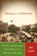 Pdf Morals and Markets Telecharger