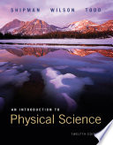 An Introduction to Physical Sciences