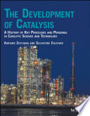 The Development of Catalysis Book