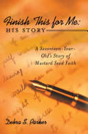 Finish This for Me: His Story