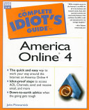 The Complete Idiot s Guide to America Online 4
