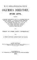 Columbus Directory: 1875