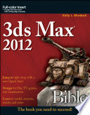3ds Max 2012 Bible Book