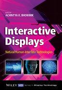 Interactive Displays Pdf/ePub eBook